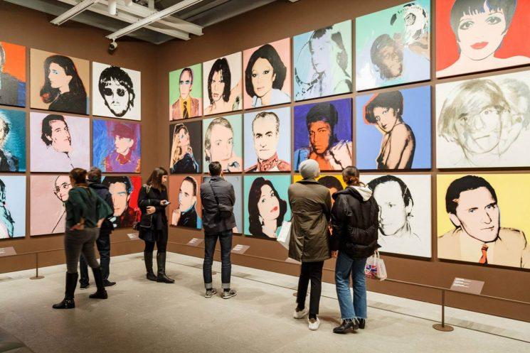 Warhol de ida y vuelta