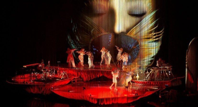 Cornucopia de audacias. Björk y Lucrecia Martel en The Shed