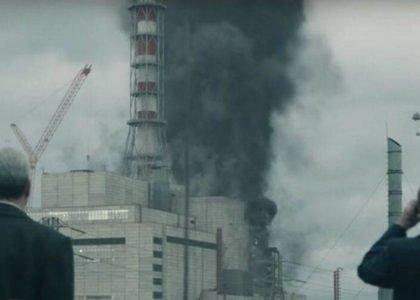 escena de chernobyl netflix