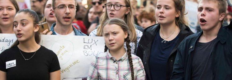 Greta Thunberg. La lucha por el planeta y la equidad