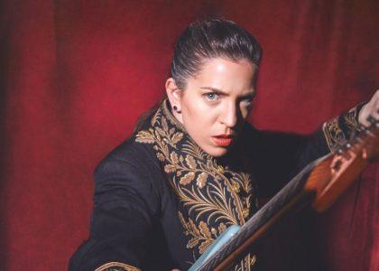 Lucy Patané - foto de Sofía Martinsen