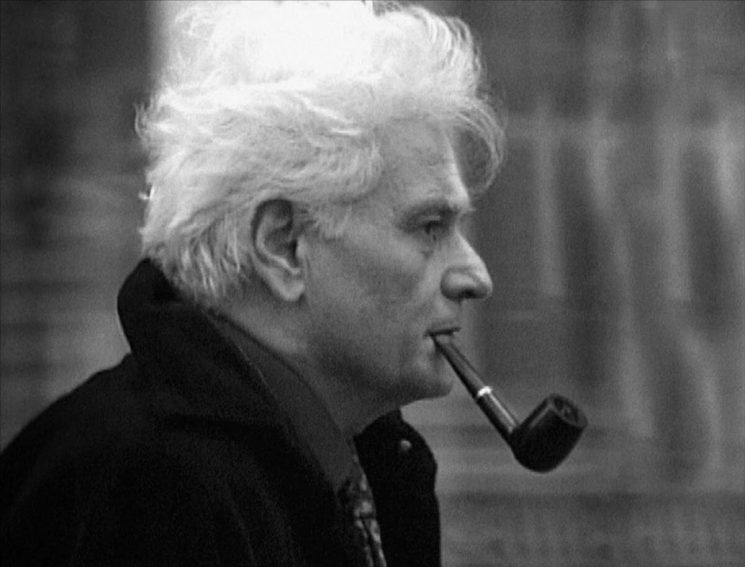 Tres años con Derrida